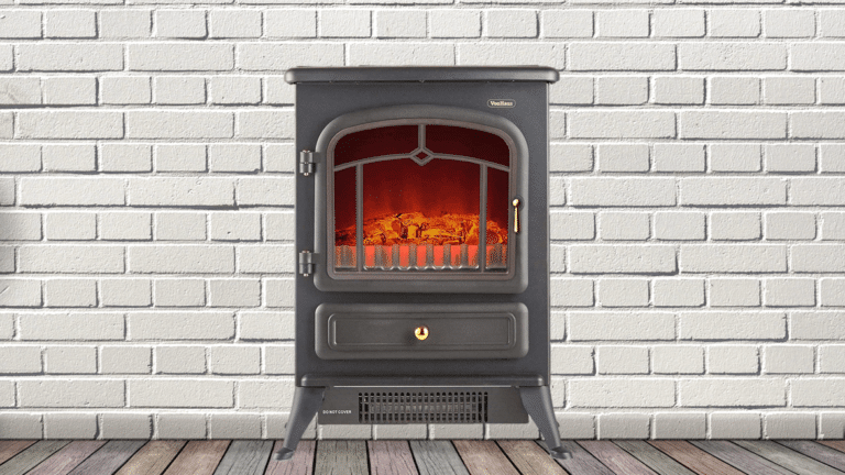 VonHaus-Electric Stove Heater Fireplace Featured Image