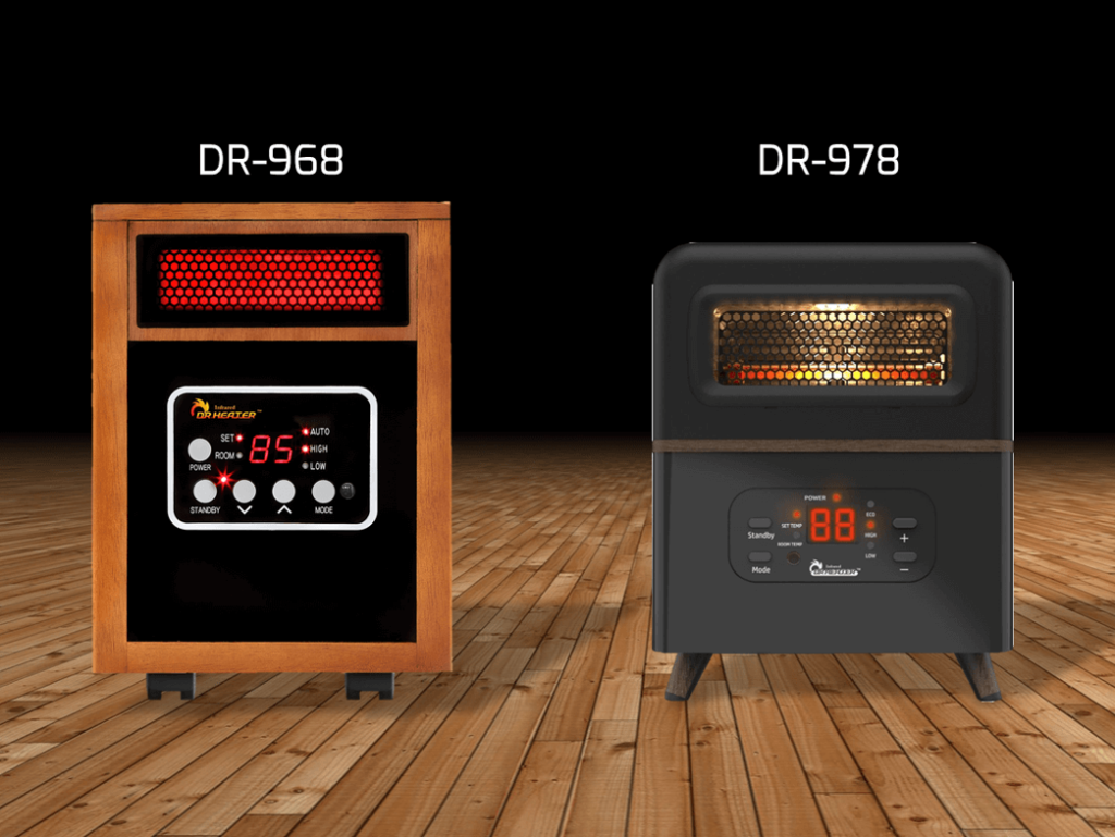 Dr Infrared DR-968 and DR-978 Featured Image